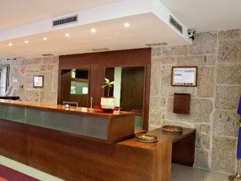 Termas de Cuntis – Hotel La Virgen – Hotel Castro