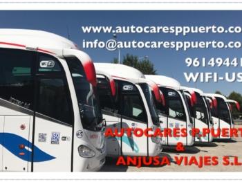 AUTOCARES Y AGENCIA DE VIAJES P.PUERTO