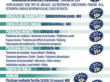 FISIOTERAPIA Y SERVICIOS INTEGRALES EN ACCIDENTES DE TRÁFICO