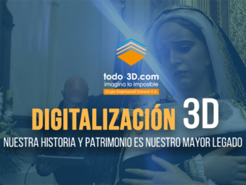 Digitalización 3D