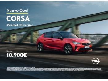 Descuento en la compra de tu Opel y su Plan PIVE