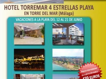 OFERTA HOTEL TORREMAR (MALAGA)