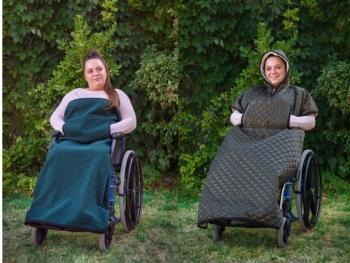 LA SILLERA, mantas adaptadas a sillas de ruedas